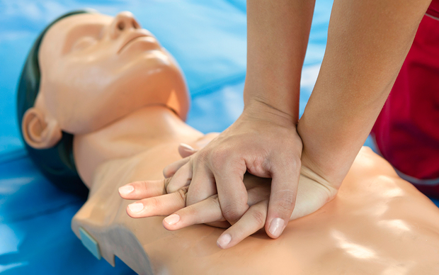 CPR-esq First Aid training